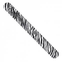Zebra Design Nail File - 240/240 Grit