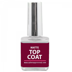 Matte Top Coat - 15ml