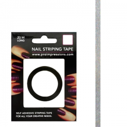Silver Striping Tape