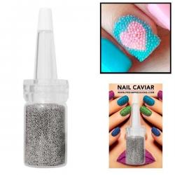 Silver Nail Caviar - 14g