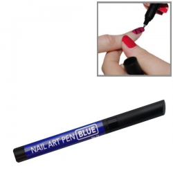 Nail Art Pen Blue - 10