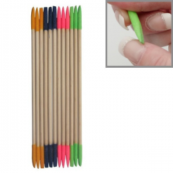 Nail File Sticks - 12 Pack