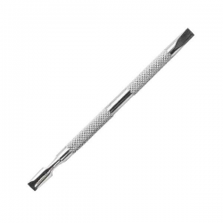 Flat Cuticle Pusher & Scraper