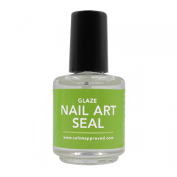 Glaze Nail Art Seal - 15ml