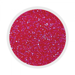 Raspberry Shimmer Glitter - 3g