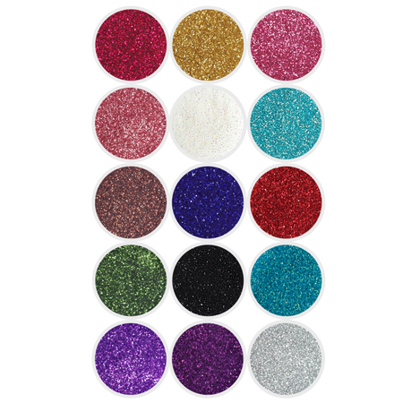 Glitters - 15 Pack