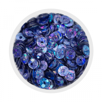 Blue Sequins - 1g