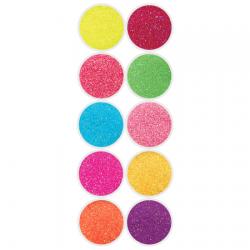 Shimmer Glitters - 10 Pack
