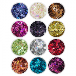Sequins - 12 Pack