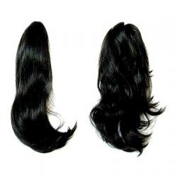 Hair Piece Black - No.2