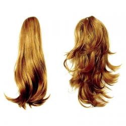 Hair Piece Light Ash Brown - No.27