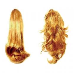 Hair Piece Light Auburn Blonde - No.144