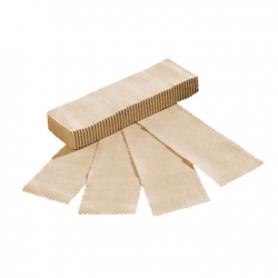 Fabric Waxing Strips - 100 pack