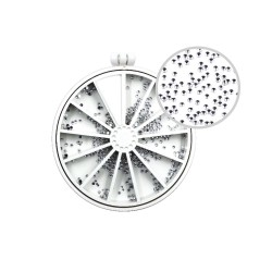 Mini Silver Crystals