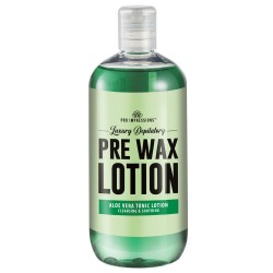 Aloe Vera Pre Wax Lotion 500ml