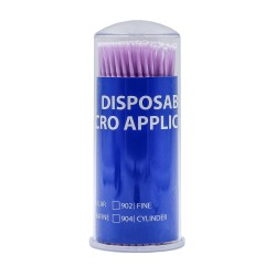 Disposable Micro Applicators - Ultra Fine 1.5mm (100 Pack)