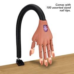 Nail Training Practice Hand