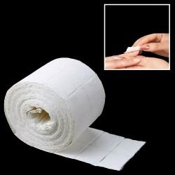 Lint Free Nail Wipes - 500 Roll