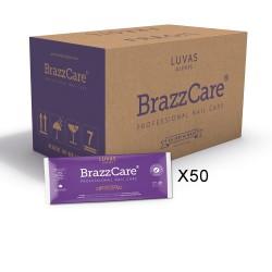 BrazzCare® Luxury Waterless Manicure/Pedicure (50 Pack)