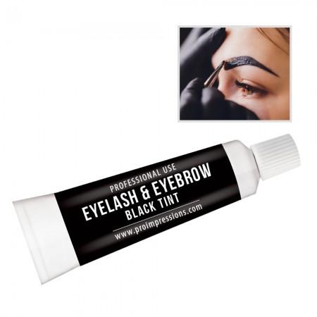 Eyelash / Eyebrow Tint Black -15 ml