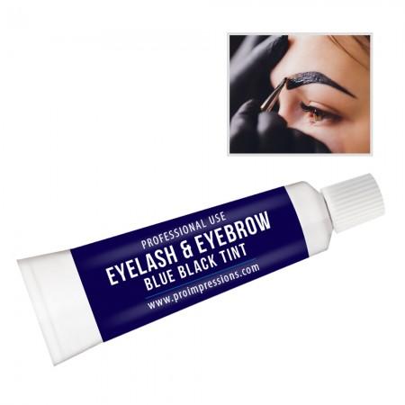 Eyelash / Eyebrow Tint Blue Black -15ml