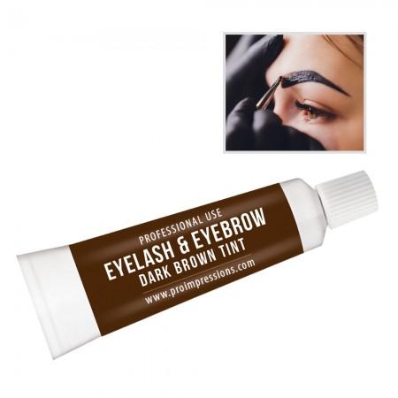 Eyelash / Eyebrow Tint Darn Brown -15ml
