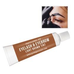 Pro Impressions - Eyelash / Eyebrow Tint Light Brown - 15ml