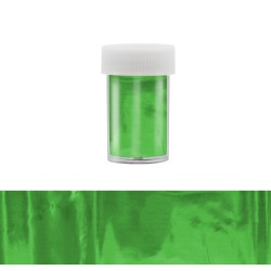 Nail Art Transfer Foil - Green