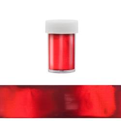 Nail Art Transfer Foil - Red