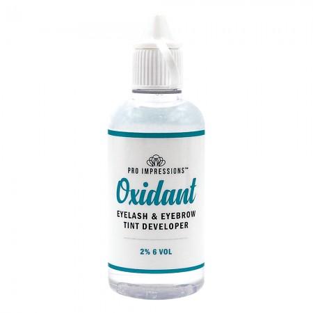 Eyebrow & Eyelash Tinting Oxidant / Activator 2% 6 Vol. - 50ml