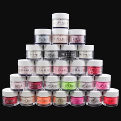 2 In 1 Dip & Acrylic Powder - Whole Collection 26 Powders