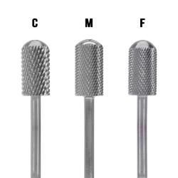 Silver Carbide Safety E-File Nail Drill Bit
