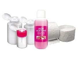 Acetone & Nail Polish Removers