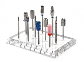 E-File Nail Drill Bits & Accessories