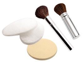 Make Up Brushes & Sponges