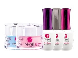 Revel Nail Dip Powders